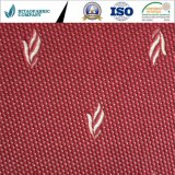 싼 매트리스를 위한 털실에 의하여 염색되는 자카드 직물 뜨개질을 하는 직물