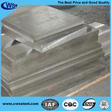 Placa de acero de la calidad 1.2510 del molde frío superior del trabajo