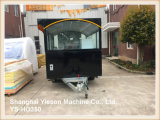 Rimorchio mobile della cucina dell'Catering Van Catering Truck della stalla dell'hamburger Ys-Ho350