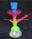 Narguilé en verre Shisha de prix usine de promotion des ventes