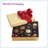 Casella di lusso di imballaggio/imballaggio del cioccolato della caramella del regalo del documento del cartone (BP-BC-0036)