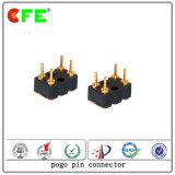 weiblicher federgelagerter elektrischer Kontakt-Hersteller Pin-4pin