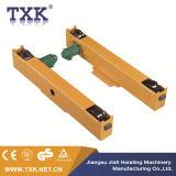 5 Dubbele Straal van het Karretje van de Balk van de ton het de Dubbele/Karretje van de Kraan van de Balk, Elektrisch Karretje met Ce