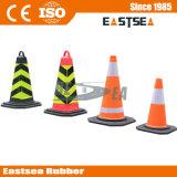 道のSafetyevaのプラスチックトラフィックの円錐形