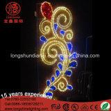 새로운 디자인 아름다운 방수 LED 크리스마스 주제 빛