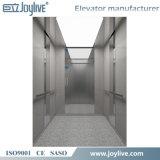 ビジネス乗客のエレベーターローズ金ミラーの鋼鉄