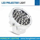 LEDのフラッドライトIP65の屋外の高い発電54W LEDの洪水ライト