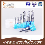 Laminatoio di estremità del carburo di tungsteno di alta qualità con il rivestimento differente