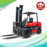 Zuverlässige Qualität 5 Tonnen-Dieselgabelstapler