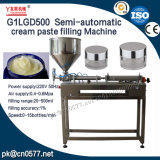 Halbautomatische Flaschen-Sahne-Pasten-Füllmaschine (G1LGD500)