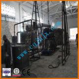 La planta de reciclaje usada aprobada Ce del petróleo para conseguir el petróleo bajo del negro del petróleo Sn500 recicla la máquina