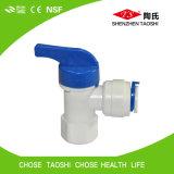 быстро клапан сточных водов 300cc в системе водообеспечения RO