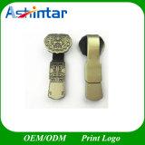 금속 USB 기억 장치 지팡이 중국 작풍 USB 섬광 드라이브