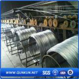 Alambre galvanizado sumergido barato caliente de la fábrica de Anping