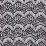 Tessuto di nylon superiore del merletto del ciglio