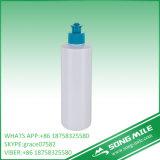 Bottiglia di plastica della lozione di 250ml 8oz della radura vuota dell'animale domestico con la pompa