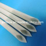 Fibre de verre anti-calorique en caoutchouc de silicones gainant pour les moteurs électriques