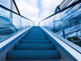 Long escalator de vie de qualité superbe pour le centre commercial