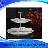 陶磁器の版のための2-3組の層の金属の立場のハンドルセット