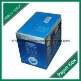 Rectángulo de papel del cartón acanalado del Rsc para el empaquetado de la bebida