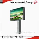 Precio competitivo P10 al aire libre a todo color de la pantalla de vídeo LED