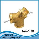 Extensión de cobre amarillo que ajusta M/F (F11-106)