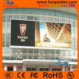 Publicidad de la visualización de LED al aire libre impermeable P16 de la pantalla video