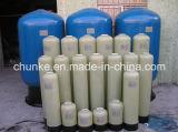 Tanque de Chunke FRP para o equipamento do tratamento da água