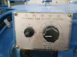 máquina de estaca portátil da flama do gás do acetileno do oxigênio para o corte da forma da placa de aço
