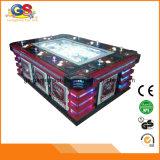 Bares Big Fish Casino caza de oro Arcade Pesca Máquina de juego con monedas