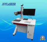 maquinaria de escritorio del grabado del laser de la fibra 20W con el mejor precio