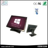 """Tacto todo del shell 17 del metal """" en una PC del LCD"""