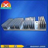 Customized Aluminium-Strangkühlkörper für Schweißgeräte