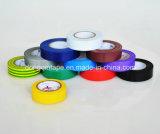 Type coloré d'homologation de RoHS et d'extension bande électrique d'isolation de PVC avec de bonne qualité