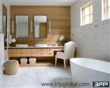 Gabinete de banheiro de cereja e cereais de melamina