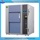 beständige Temperatur 2-Zones, die umweltsmäßigwärmestoss-Laborversuch-Gerät komprimiert