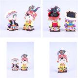 Bonecas do bordado de China para a decoração Home com boa vinda bonita da roupa da minoria a China