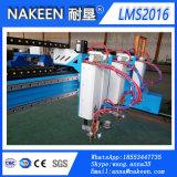 Cortador de la llama del plasma del CNC Lms2017 para el metal
