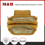 Schulter-Beutel-Form-Segeltuch-Handtasche Crossbody Fonds-Schultaschen-Kuriertote-Frauen
