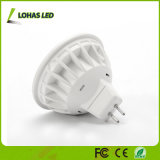 proyector de 3W 5W 6W GU10 MR16 Dimmable LED