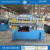 Russlandc Form galvanisierte Stahlpurlin-Maschine mit Locher-Löchern