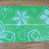 Espessura decorativa do revestimento PPGI 1.2mm da flor dos materiais do teste padrão do gabinete