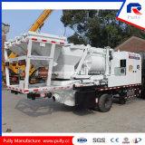 Camion concreto della pompa in lotti del rifornimento della fabbrica della Cina con servizio locale