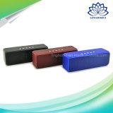 3개의 색깔 새로운 디자인 휴대용 소형 Bluetooth USB 스피커