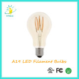 Stoele A19 25W Tungsten Filament Lamps E26/E27 Base Light Bulbs
