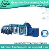 Het automatische Wegwerpproduct vertroetelt de Luiers van de Baby Makend de Prijs van de Machine in Quanzhou China