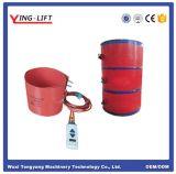 подогреватель барабанчика масла силиконовой резины 200L с термостатом