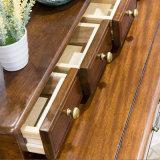 寝室の使用As831のための米国式の現代木製の化粧道具セット