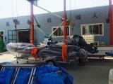 Rippen-Boot mit YAMAHA 115HP Motor