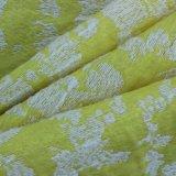 Panno tinto reticolo geometrico chiaro del tessuto sintetico del tessuto del jacquard da vendere